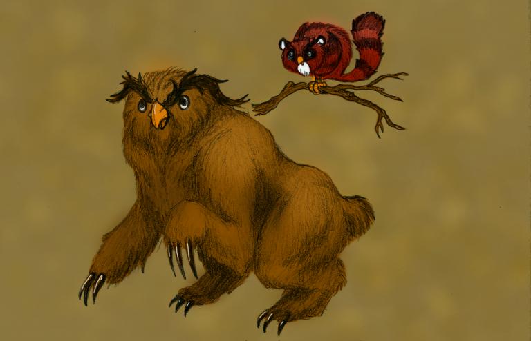 Creature Profile: Ursowl