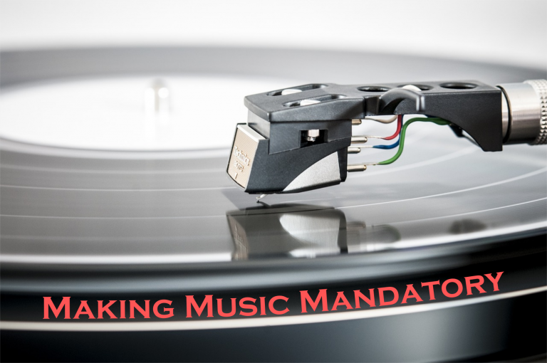 Making Music Mandatory