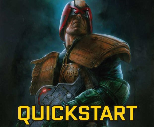 Judge Dredd Quickstart