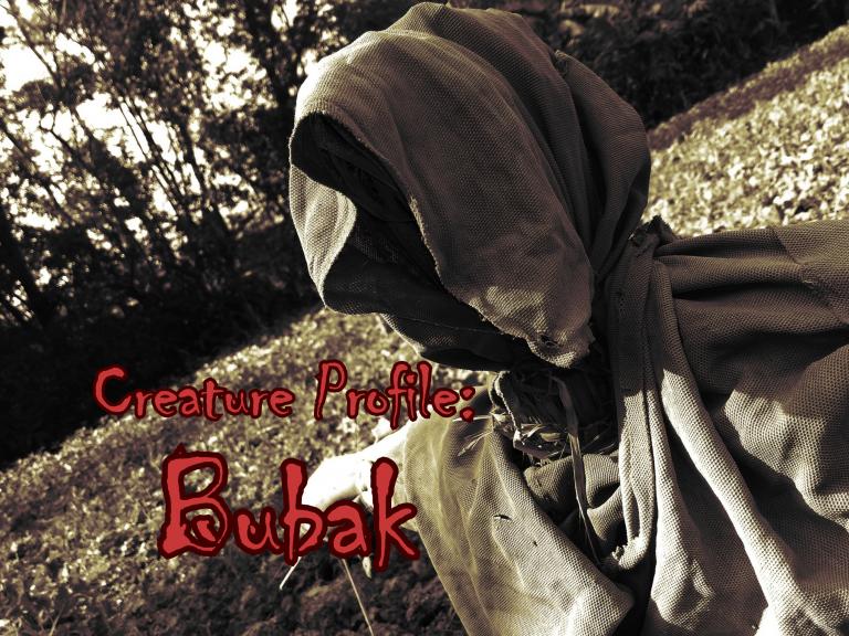 Creature Profile: Bubak