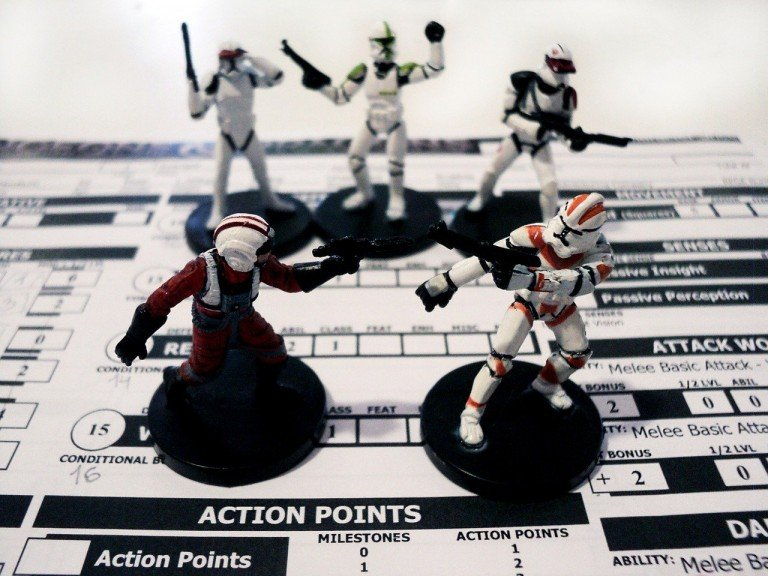 Combat – System or Story Based