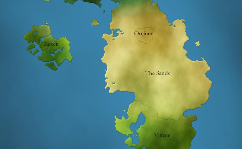 A Continent of Mitica