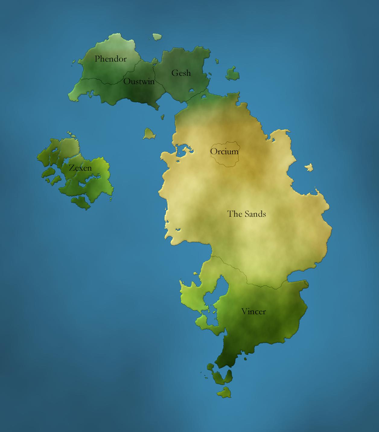World of Mitica