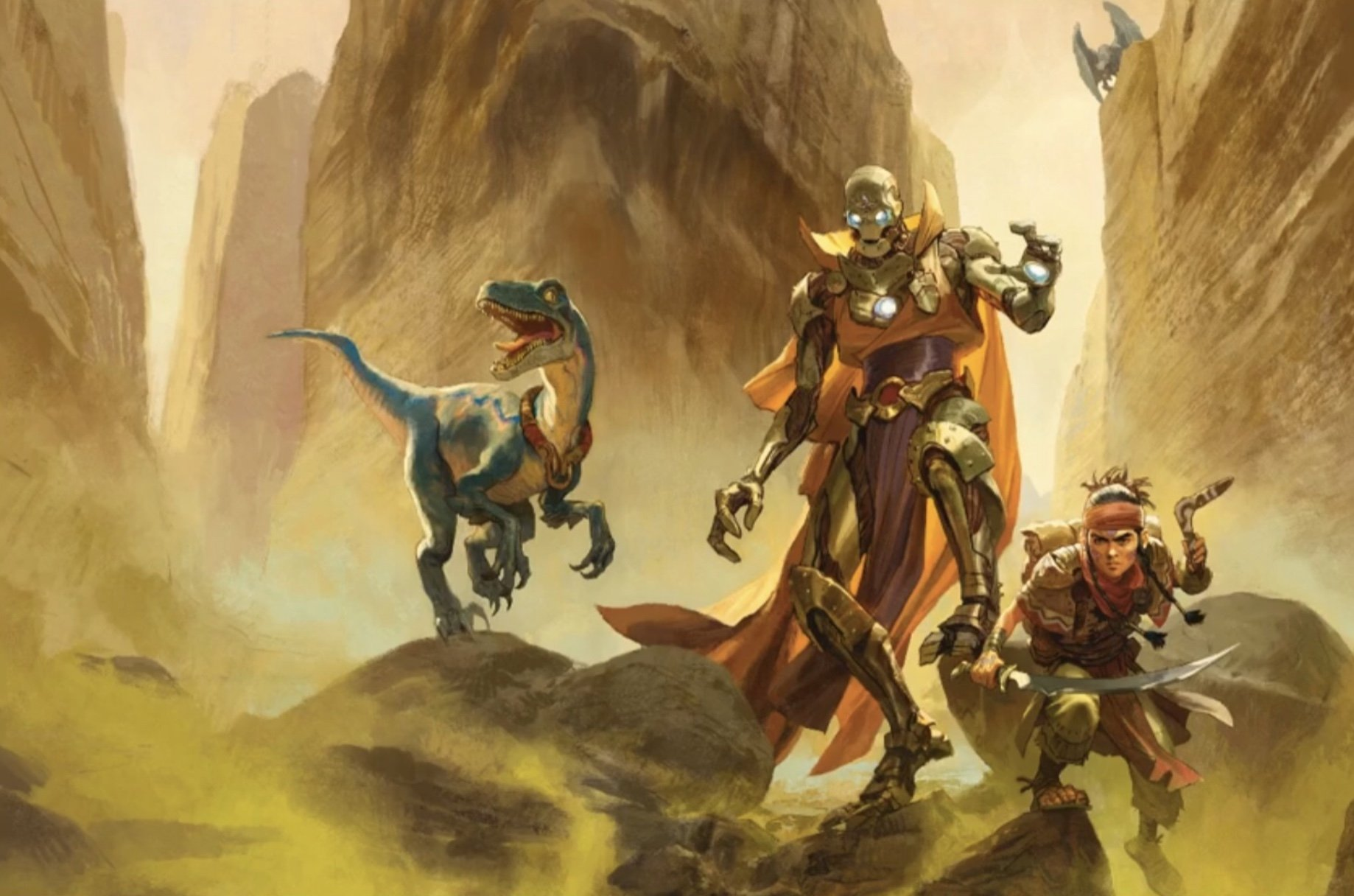 The Arrival of Fifth Edition's Long-Awaited Artificer Class
