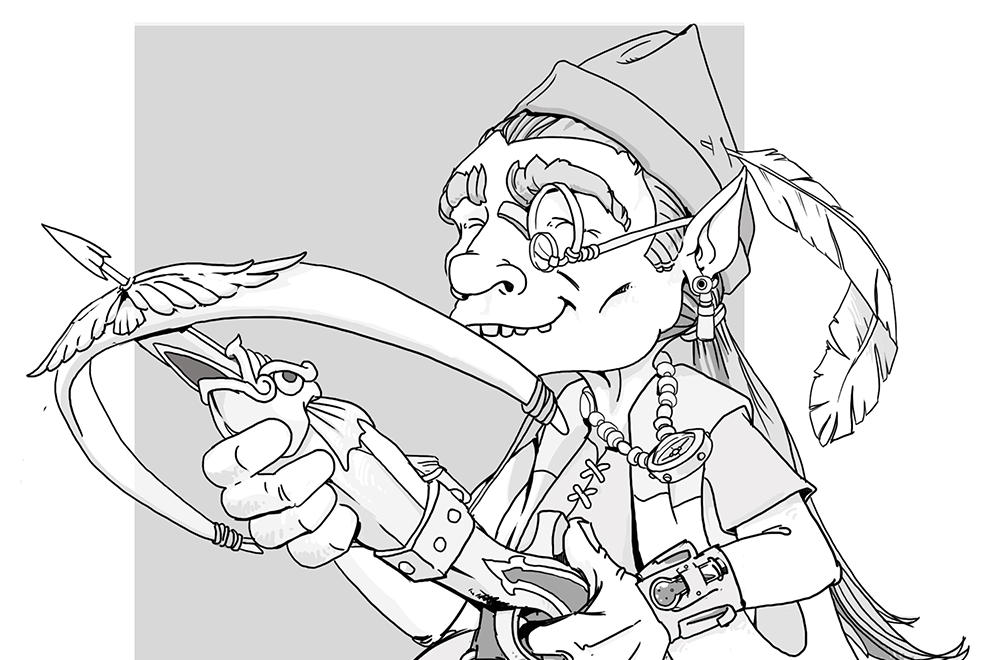D&D Gnome Name Generator