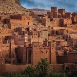 A Moroccan City