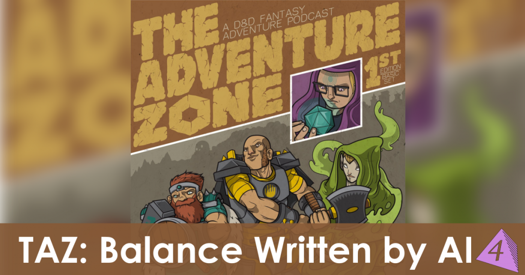 TAZ Balance Logo