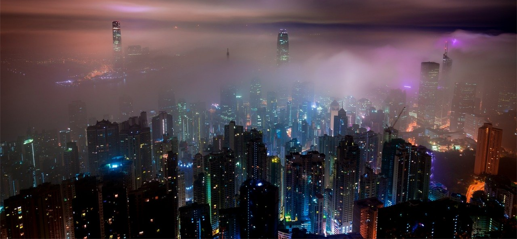 A Picture of Hong Kong