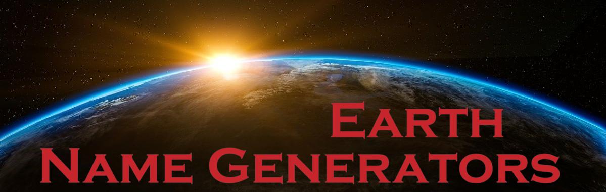 Real Name Generators