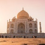 Picture of Taj Mahal