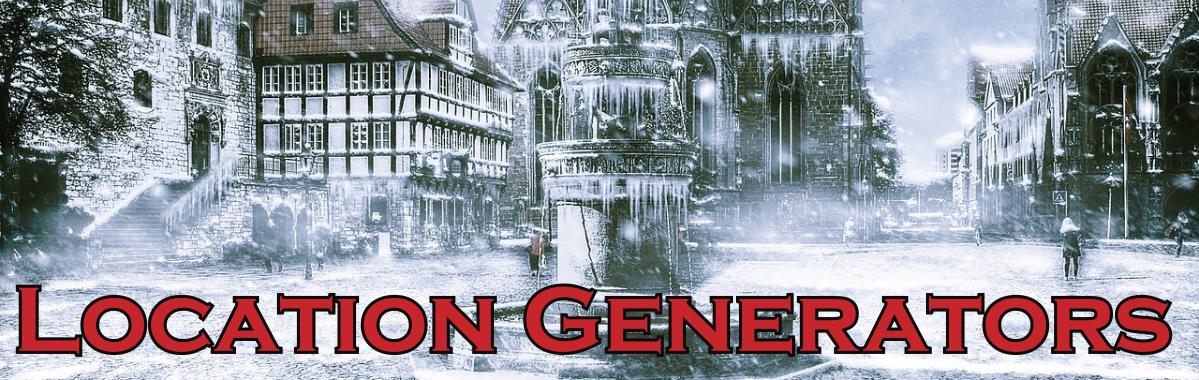 Location Generators