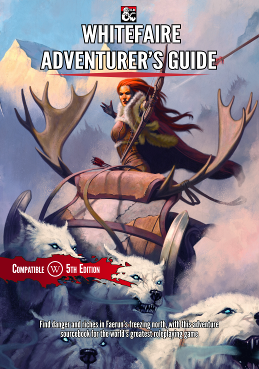 Roll4Review: Whitefaire Adventurer's Guide