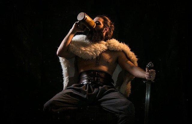 Viking Drinking
