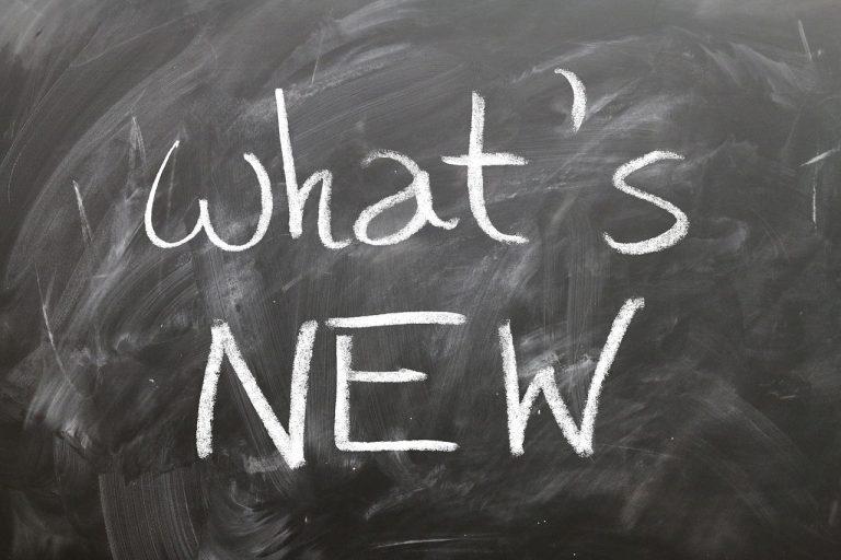 September Updates & Announcements