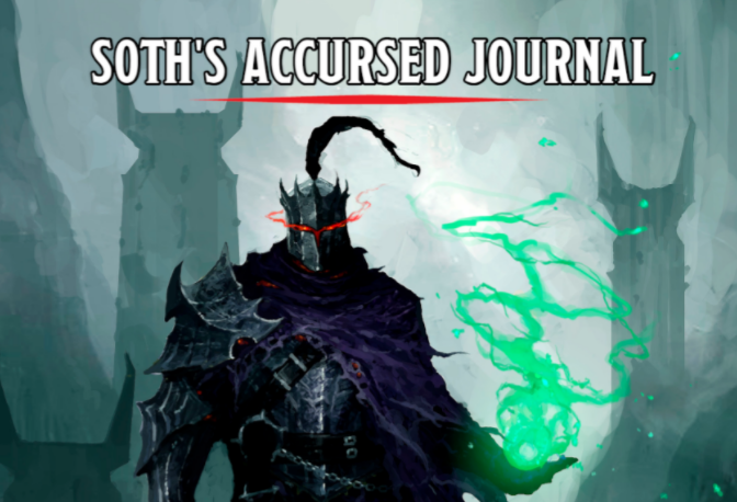 Soth's Accursed Journal Review