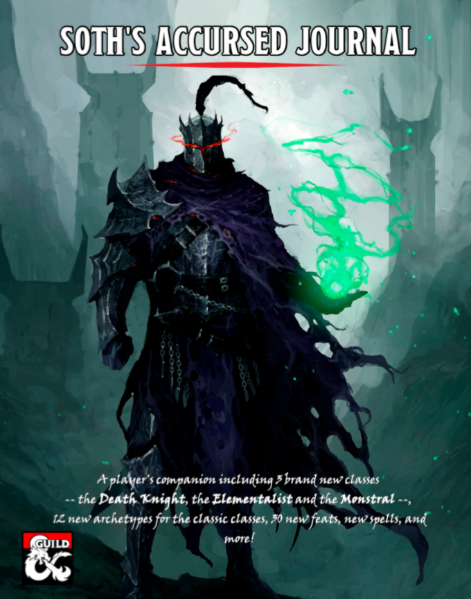 Roll4 Review: Soth\'s Accursed Journal