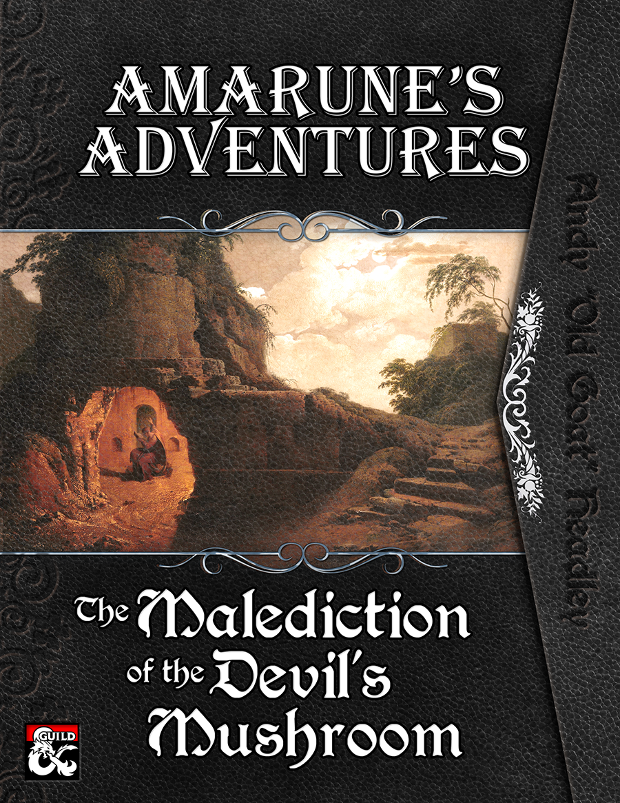 Roll4 Review: The Malediction of the Devil\'s Mushroom