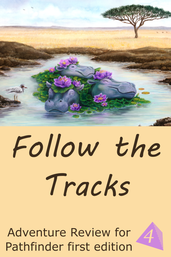 Roll4 Review: Follow the Tracks