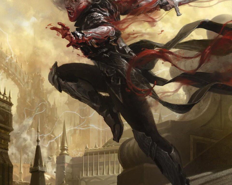 Sorin Vengeful Bloodlord War of the Spark Arts e1620751638122 • Roll4 Network