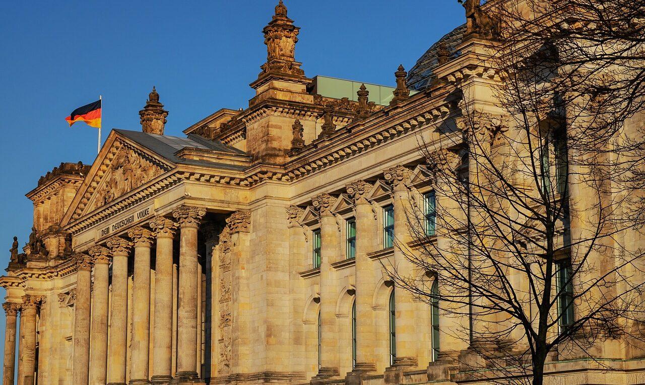 Image of german building
