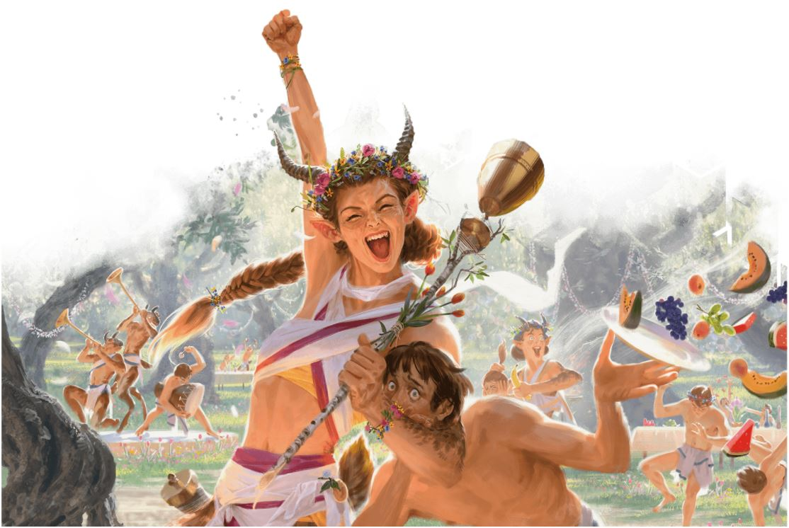 Image of Satyrs