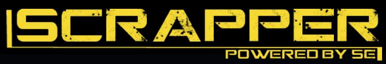 Scrapper Logo • Roll4 Network